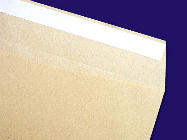 長3封筒 テープ付 クラフト85g L貼 1,000枚