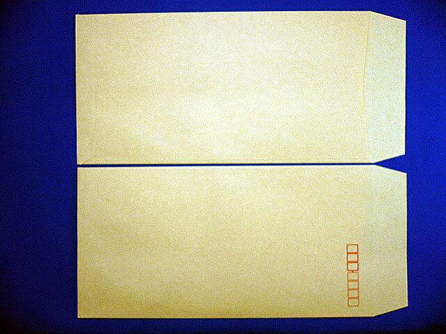 長3封筒 クラフト70g 中貼 1,000枚