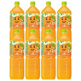 【法人様限定商品】-ed 125541 なっちゃん オレンジ(1.5L×8本) メーカー名 サントリー-【教育・福祉】