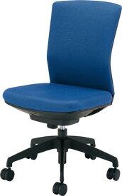 【送料・組立・設置が無料】-(SFN−46M0−Fブル−)シンフォート回転椅子布張りブルー アイリスチトセ株式会社kaf007164 -【お買い得商品】