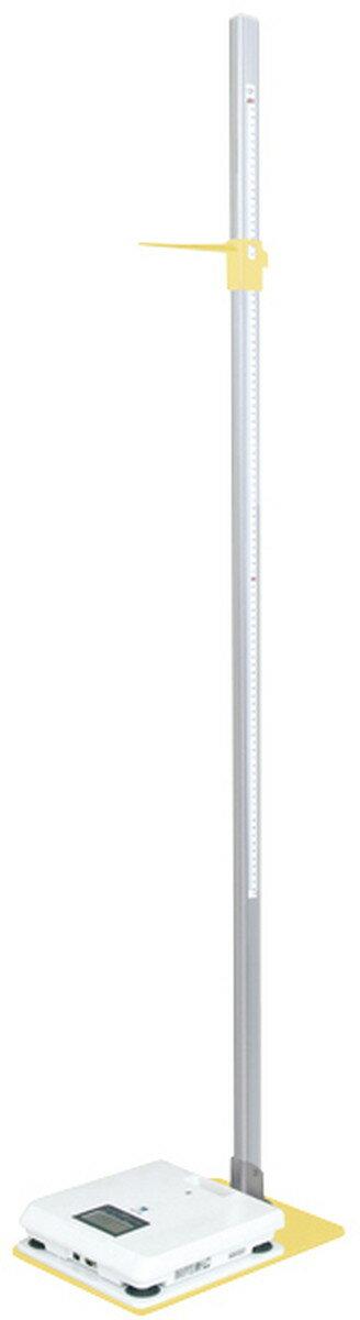 ★ポイント最大14倍★【送料無料】-小児用手動式身長計付デジタル体重計 WSH-16(ケンテイツキ) 品番 my24-6339-00-- 1入り-【MY医科器機】