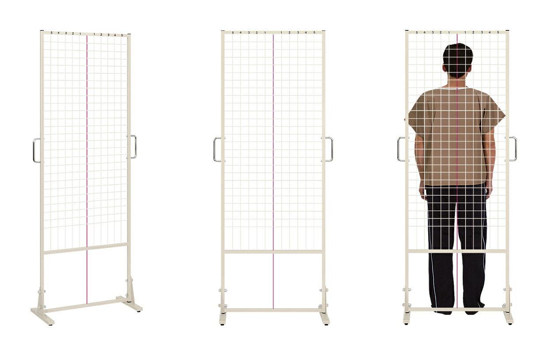 ★ポイント最大15倍★【送料無料・サイズ・色選択可】-姿勢分析器SD 運動療法シリーズ 品番【TB-71】 -【代引き不可】【高田ベッド】