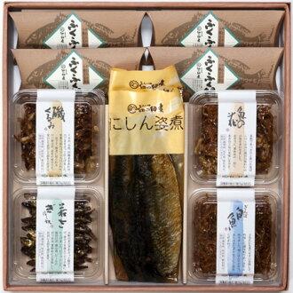 Tsukuda's Tsukudani happiness box