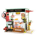 DGM06 デザート|Robotime 日本公式販売/日本語説明書付 DIY ミニチュアハウス ドールハウス