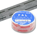 テープ FL テープ ( 芯地 ) 30mm巾x20m巻 FV30-10W   つくる楽しみ