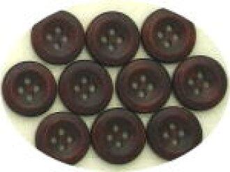 木头按钮 15 毫米 (12 件) CH-902-15
