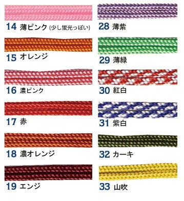 人八紐(お守り紐)30m巻G8
