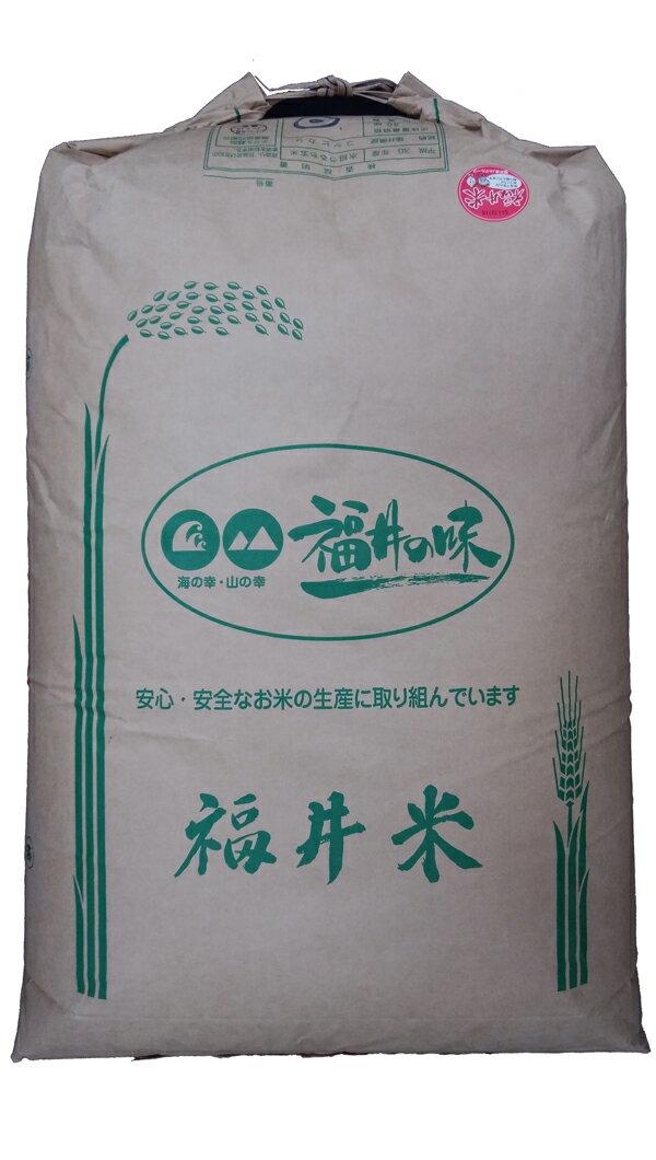福井県大野産コシヒカリ30年産1等米30kg玄米