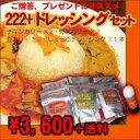 【スリランカカレー】222+しょうゆドレッシングセット【不思議香菜ツナパハ】