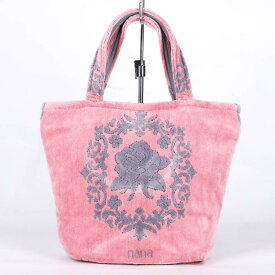 【送料無料】バッグ 横浜ナナ NANA タH2バッグ ローズ3 ピンクグレー