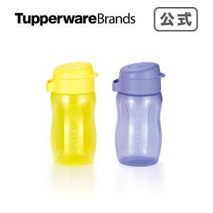 水筒 軽量 エコボトル G2 310mL(2) タッパーウェア タッパー マイボトル 携帯用ボトル アウトドア スポーツ用 スポーツドリンク 水分補給 キャンプ ランチ