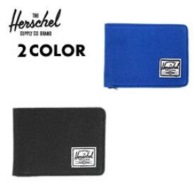 Herschel Supply ハーシェルサプライ ハーシェル 二つ折り財布 ウォレット / HANK / 2カラー展開 /メンズ レディース  ハーシェルの財布 【t58】