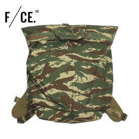 F/CE. (FICOUTURE) / バックパック トートバッグ 2WAY / CAMO HELMET BAG - BEIGE / F1802XP0013 / FCE エフシーイー リュックサック トートバッグ 撥水 ビジネス アウトドア ラップトップ 【t55】
