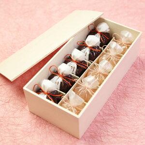 ギフト 父の日ギフト 木箱入り 恋桜(こいざくら)5個・水羊羹(みずようかん)5個 ひとくちようかん 和菓子 高級 京都 お取り寄せ 詰合せ 内祝 御祝 御供 手土産 お菓子 贈り物 セット