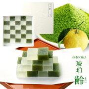 抹茶琥珀齢(よわい)30個入り京都和菓子京菓子記念日の贈答に