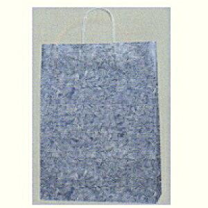 [業務用]紙袋手提げ 25チャームバック 2才雲竜青(普通サイズ)50枚ギフトにプレゼントにお菓子のラッピングに。プレゼントのラッピングにおしゃれでかわいい紙製の袋 激安の包装用品(袋/手