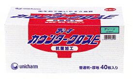 ユニチャーム ディーナ カウンタークロス普通判・厚地・40枚入