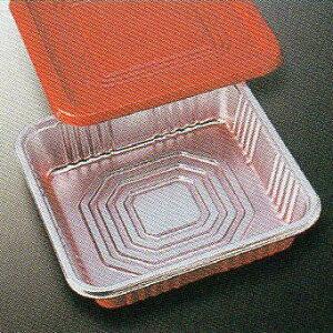 [送料無料/業務用] 1段 使い捨て弁当容器DXHS-23 共蓋付きセット 400個入り弁当(お弁当)のテイクアウトにプラスチックの弁当箱(お弁当箱/使い捨て弁当箱/弁当容器/弁当パック/お弁当パック/惣