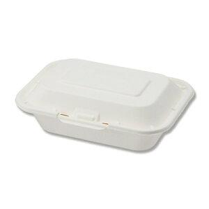 [業務用]紙製フードパック YFP-450 50枚入りユーカリのパルプを70%程度使用した使い捨て容器。モールド成型容器。環境にやさしい。電子レンジ対応。オーブン非対応。食品・弁当用の容器。e