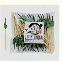[業務用]飾り串 かんざし串 9cmひょうたん(竹串)100本入り