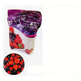[送料無料/業務用]冷凍フルーツ ミックスベリー[チリ産]ホール 500g×20個入りかき氷のトッピングやフルーツ(果物)のデコレーション、スウィーツに便利なフルーツ(冷凍食品)。【smtb-F】