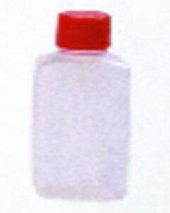 [業務用]タレビン(タレ壜) 角 特中 50個入プラスチックの使い捨てボトル醤油・ソース・ラー油(たれいれ/たれびん/醤油入れ/しょうゆ入れ/ドレッシングボトル/調味料入れ)の小分けに激安の使