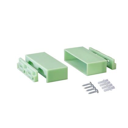LABRICO(ラブリコ) 1×4棚受 ウィンテージグリーン 4x2.4x9.5cm DXV-22 1 セット
