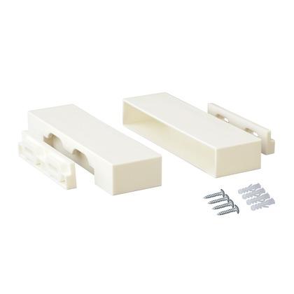 LABRICO(ラブリコ) 1×6棚受 オフホワイト 4x2.4x14.6cm DXO-32 1セット