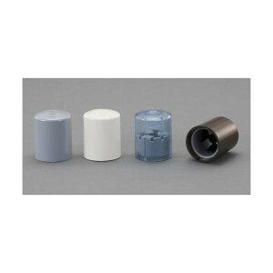 エスコ(esco) M12-14アンカーボルト用保護カバー(コーキングタイプ/ホワイト EA983FM-407 1個