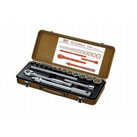 ロブテックス ソケットレンチセット 415 x 175 x 55 mm 1213A 1点
