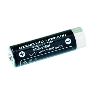 スタンダード ニッケル水素充電池 78 x 46 x 19 mm SBR-17MH