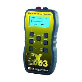 グッドマン TDRケーブル測長機TX2003 290 x 210 x 85 mm TX2003