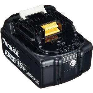 マキタ(makita) 純正品 リチウムイオンバッテリ・電池パックBL1830B18V BL1830B 1個
