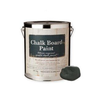 タカラ塗料 チョークボードペイント 4kg オリーブグレー CBP_4kg_Olive Gray 1個