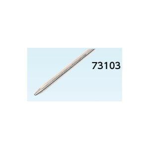 シンワ プローブ 太長型 デジタル温度計 H-3用 Φ5.0×275mm 73103 1個