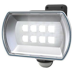 ムサシ 4.5Wワイドフリーアーム式LED乾電池センサーライト 168 x 183 x 150 mm LED-150 1個