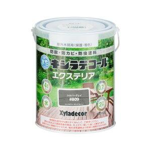大阪ガスケミカル JEC 水性XDエクステリアS#809丸缶0.7L 1個