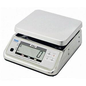 大和製衡 デジタル上皿はかり/検定品(使用地区(1)) 242×292×119〜126mm UDS-600-WPK-6-1 1台