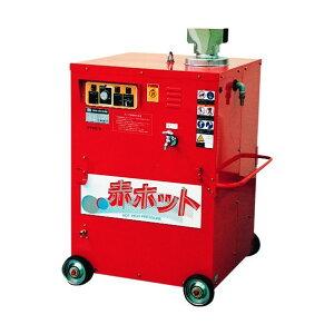 鶴見製作所(ツルミポンプ) モータ駆動型高圧洗浄機ジェットポンプHPJ型(温水タイプ) HPJ-37HCA7 50HZ 1点