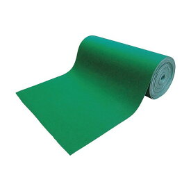 トラスコ(TRUSCO) 吸油・吸水ロールマット緑フィルム付幅900mmx25m 350 x 900 x 350 mm TFGN-F-925 1点