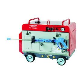 スーパー工業 エンジン式 高圧洗浄機 SEV-1230SSi(防音型) SEV-1230SSI