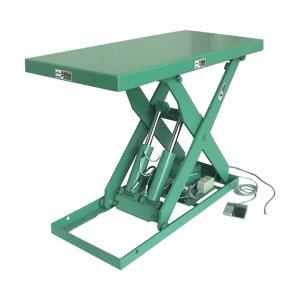 河原 標準リフトテーブル 1.5KW K-2009-1.5