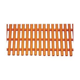 ミヅシマ セーフティマットソフトオレンジ 920 x 310 x 305 mm 4390202