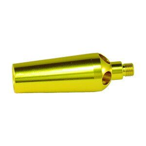 トラスコ(TRUSCO) エアダスター用増量ノズル黄色 60 x 140 x 30 mm TD18BNL-Y 1点