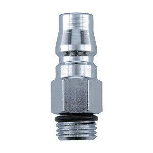 トラスコ(TRUSCO) エアダスター用接続プラグ 117 x 55 x 15 mm TD-HWP 1点