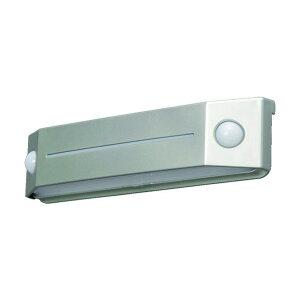 IRIS 乾電池式LEDセンサーライトフットタイプ電球色 270 x 54 x 120 mm BOS-FL2-WS 1点