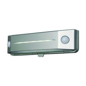 IRIS 乾電池式LEDセンサーライトフットタイプ白色 270 x 54 x 120 mm BOS-FN2-WS 1点