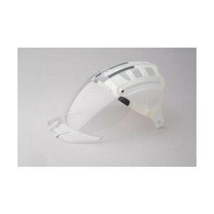 ミドリ安全 ヘルメット交換用シールド面SC−15PCLNS用 200 x 220 x 100 mm 4007100931 1点