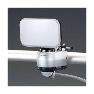 エスコ(esco) [AC100V/ 9W×1] LEDセンサーライト EA864CA-38B 1台