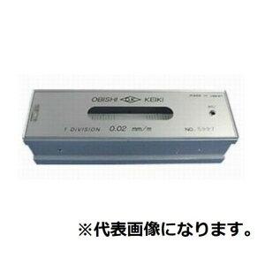 大菱計器製作所 平形水準器 工作用/AD201 HL0.02-200 1個